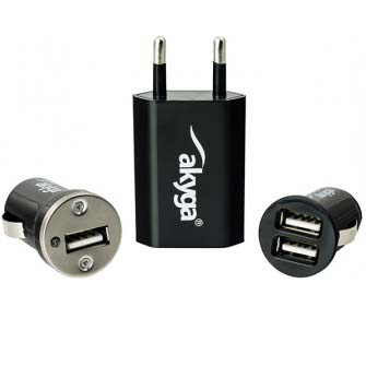 Caricabatterie USB